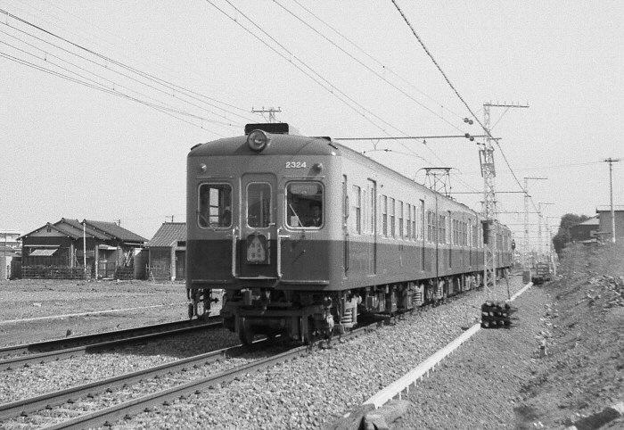 小田急電車-なめくじ会の鉄道写...